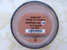 Bare Escentuals BareMinerals Original Foundation MEDIUM TAN - C30 8g XL - NEW!