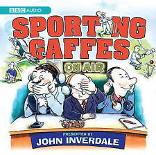 Sporting Gaffes by BBC (CD-Audio,