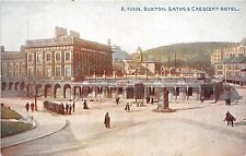 B89286 buxton baths and crescent hotel    uk