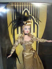 Barbie MGM 75 Yrs Film Magic Golden Hollywood Ltd Ed FAO 1998 & Shipper NRFB