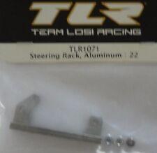 TLR1071 Steering Rack, Aluminum: 22