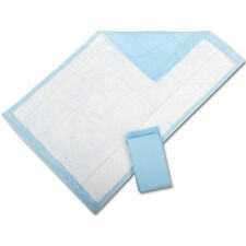 """150 Medline Pads Adult Urinary Incontinence Disposable Bed pee Underpads 17X24"""""""
