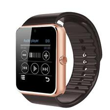 """1.54"""" GT08 Touch Screen Bluetooth Smart Watch Phone Mate For Android IOS"""