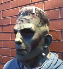 Deluxe monstruo de Frankenstein Máscara De Látex Boris Karloff Horror Halloween Cosplay