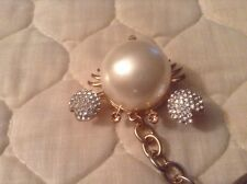 Crab & Pearl - Key Chain - Used - L34A