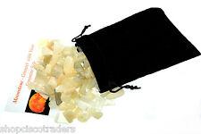 Moonstone Crystal BuddyPak QTY 2oz Pouch Card Feminine Childbirth Female Energy