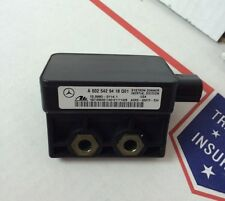 01-05 MERCEDES SLK320 YAW RATE SENSOR TRACTION CONTROL MODULE A0025429418Q01