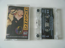 "MADONNA I'M BREATHLESS CASSETTE TAPE MUSIC FROM ""DICK TRACY"" WARNER SIRE 1990"
