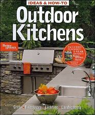 Ideas and How-To: Outdoor Kitchens (Better Homes & Gardens Do It Yourself)