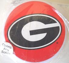 U. OF GEORGIA UGA BULLDOGS MULTI-PURPOSE BOTTLE OPENER MAGNET WITH LOGO G