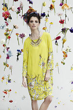 ANTHROPOLOGIE Blooming Whin Shift Dress by Rutzou Size S (3-4)