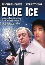 BLUE ICE (1992 Michael Caine, Sean Young) Region Free DVD - Sealed
