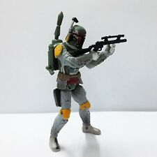 STAR WARS BOBA FETT SPECIAL EDITION 300th FIGURE 2ND Action figure no Cloak