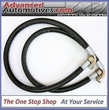 Mocal Oil Cooler Lines Hose Pipe 33 Inch & 36 Inch Length With 1/2 BSP Fittings