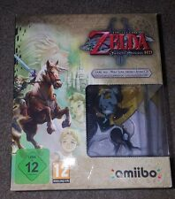 The Legend of Zelda Twilight Princess HD Limited Edition Wii U PAL ver NOT USA