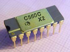 C560C 8bit DAC, HFO