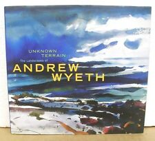Unknown Terrain - The Landscapes of Andrew Wyeth by Beth Venn 1998 HB/DJ