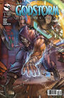 Grimm Fairy Tales Presents Godstorm: Hercules Payne 3 Cover A - NM+ or better!
