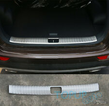 FIT FOR 17- KIA SPORTAGE INNER REAR BUMPER PROTECTOR BOOT CARGO PLATE COVER SILL