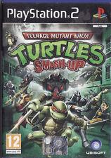 GIOCO PS2 TEENAGE MUTANT NINJA TURTLES SMASH-UP ITALIANO