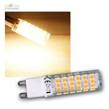 3x Mini LED Stiftsockellampe G9 6W warmweiß 540lm Stiftsockel Leuchtmittel Birne