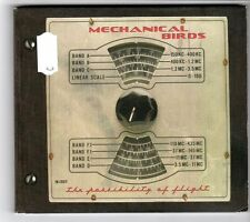 (GL909) Mechanical Birds, The Possibility of Flight - 2006 CD