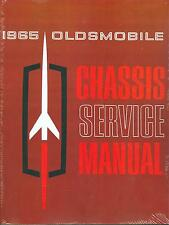 1965 OLDSMOBILE  SHOP MANUAL-COVERS ALL MODELS