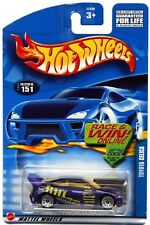2002 Hot Wheels #151 Toyota Celica