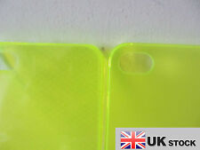 NEW STYLISH SLIM CRYSTAL CLEAR MATTE CASE COVER FOR APPLE IPHONE 4 4S