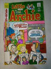 LITTLE ARCHIE #117 cover art..ORIGINAL COLOR GUIDE, DONNY MARIE OSMOND, 1970'S