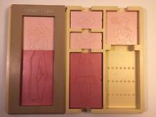 1978 Tomy Fashion Plates Design Game Original No Colored Pencils No Box