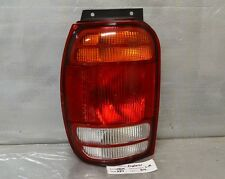 1998-2001 Ford Explorer Mountaineer Left Driver Genuine OEM tail light 14 5F1