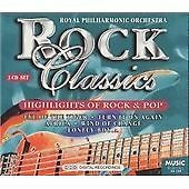 Plays Rock Classics, Royal Philharmonic Orchestra, Very Good