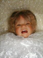 """Annette Himstedt INKE 20"""" Doll New Mint In Box COA Rare Germany"""