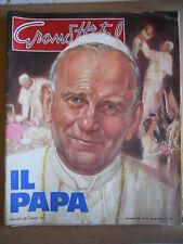 GRAND HOTEL n°16 1979 Il Papa nuovo - Paola Pitti Eleonora Vallone  [GS50]