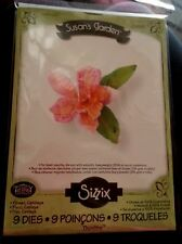 Sizzix die cutter 658855 cattleya fleur 9 meurt thinlits fits BIGkick big shot
