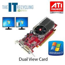 Basso Profilo ATI RADEON X1300-Scheda grafica 256MB PCI-E DUAL VIEW-D33A27