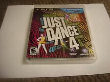 Just Dance 4  (Sony Playstation 3, 2013)