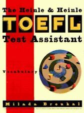 A Volume in the Heinle and Heinle TOEFL Test Assistant: Heinle and Heinle...
