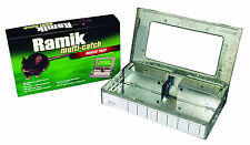 Ramik Multi Catch Mouse Trap for Rodent Control