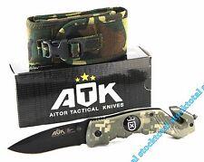 NAVAJA AITOR ATK COMMANDER  TACTICAL HOJA 8  CMS KNIVES KNIFE ATK 16413 P14