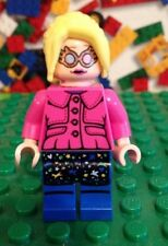 Lego Harry Potter- Luna Lovegood minifigure 4841 The Hogwarts Express