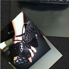 Fashion Women Butterfly bow-knot Clutch Evening Chain Purse HandBag Shoulder Bag