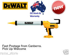 DeWalt Cordless 18V 600ml Sausage Caulking Cartridge Sealing Gun DC547-XE NEW