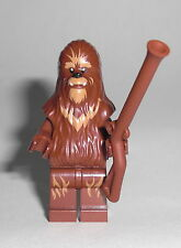 LEGO Star Wars - Wookiee - Figur Minifig Wookie Gunship Rebels Chewbacca 75084