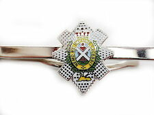 Black Watch Military Tie Clip