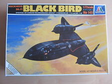 TOP!!! ITALERI 145 Lockheed SR-71A/B Blackbird incl. GTD-21B Drone 1:72 in OVP!!