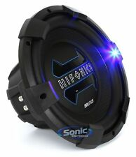 "NEW! Hifonics BRX12D4 900W 12"" Dual 4 ohm Brutus Car Subwoofer Car Audio Sub"