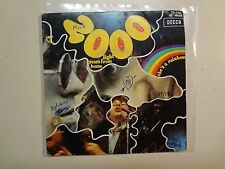 """ROLLING STONES: 2,000 Light Years From Home- She's A Rainbow-France 7"""" Decca PSL"""