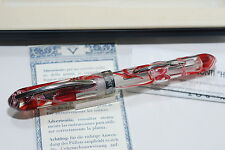 Visconti fountain pen MILLENNIUM ARC RED LIMITED EDITION 1000